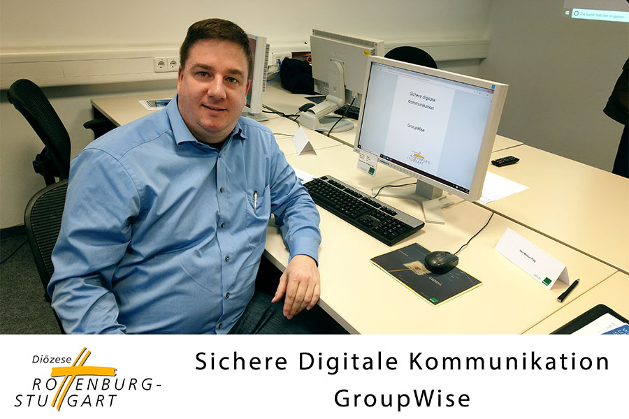 GroupWise - Schulung